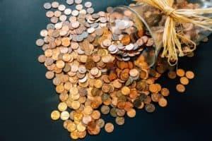 מלא מטבעות